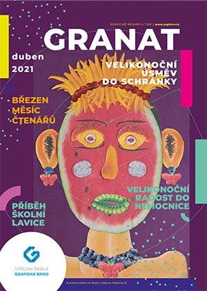 Školní časopis Granat